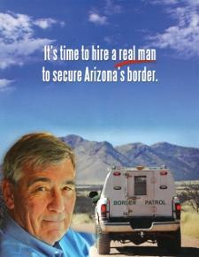 Buz Mills campaign mailer